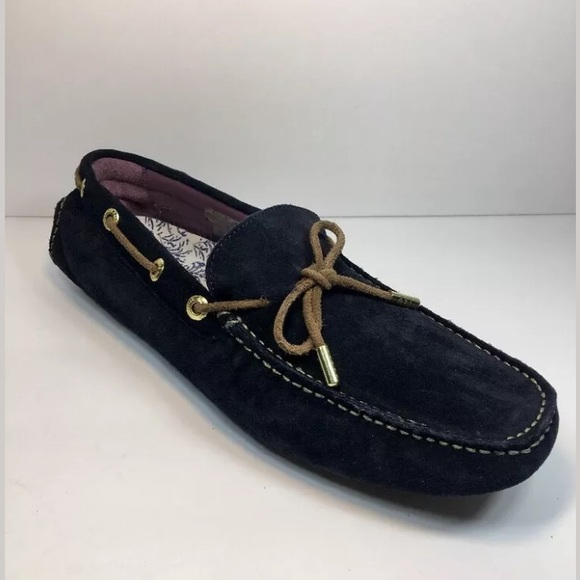 308bf436f164bd Ted Baker Talpen 3 Driving Moccasin Loafer. M 5a8787fb72ea88b61f3851b1